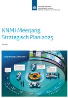 KNMI Meerjarig Strategisch Plan 2020-2025