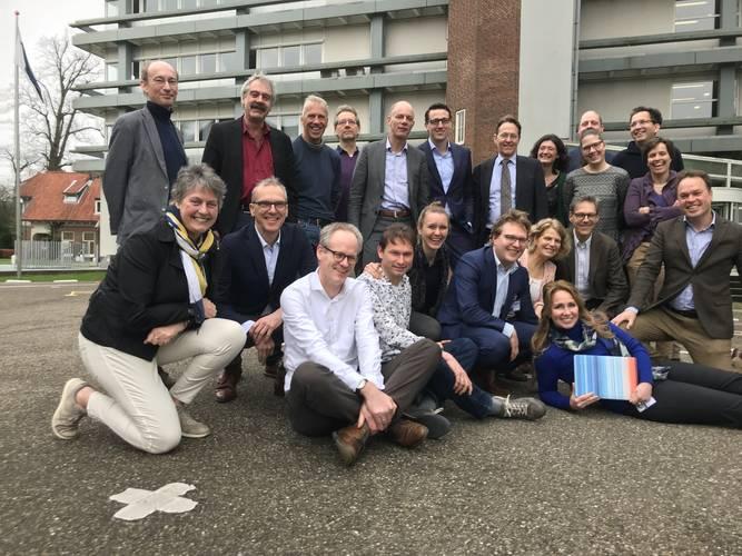Kick-off Klankbordgroep KNMI-klimaatscenario's op 31 januari 2020