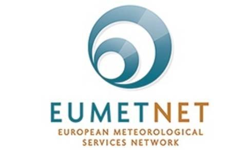 Het logo van EUMETNET