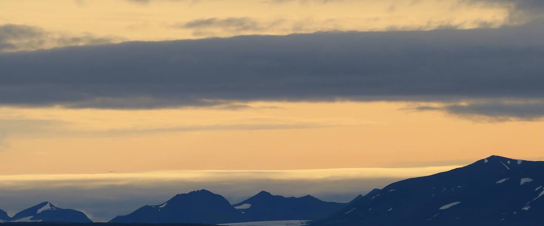 Spitsbergen, augustus 2019