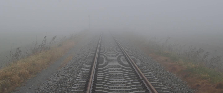 Zeer dichte mist