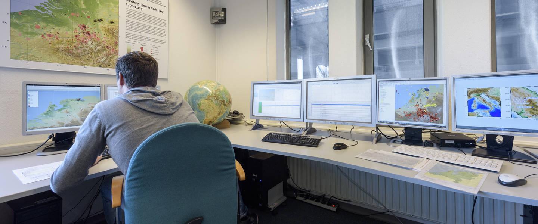 Seismologie afdeling KNMI