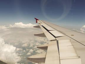 Vliegtuig (foto: Hans Verloop)