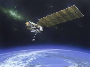 Ozone Monitoring Instrument