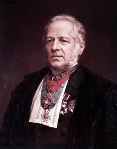 foto van Christophorus Henricus Didericus Buys Ballot (10 oktober 1817- 3 februari 1890)