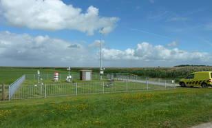 Automatisch weerstation in Stavoren