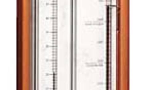 Contrabarometer van Huygens