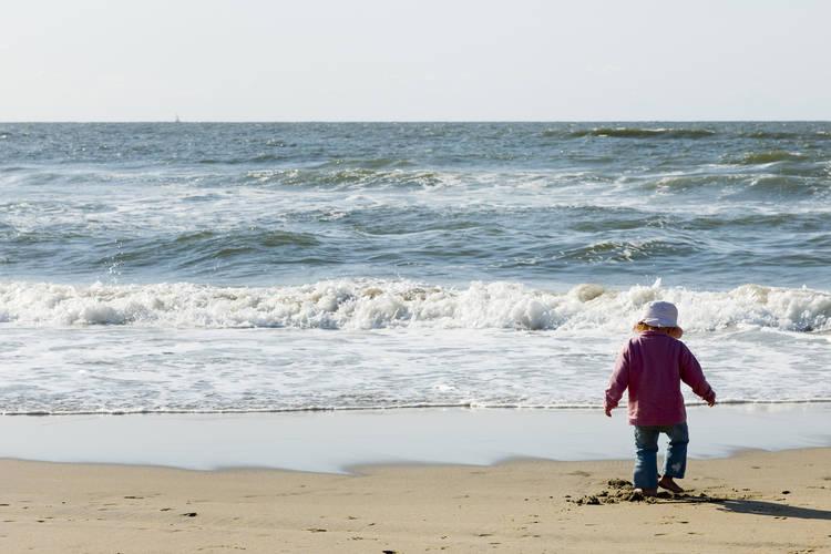 Zee in Nederland