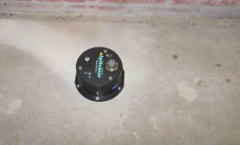 Een versnellingsmeter/accelerometer
