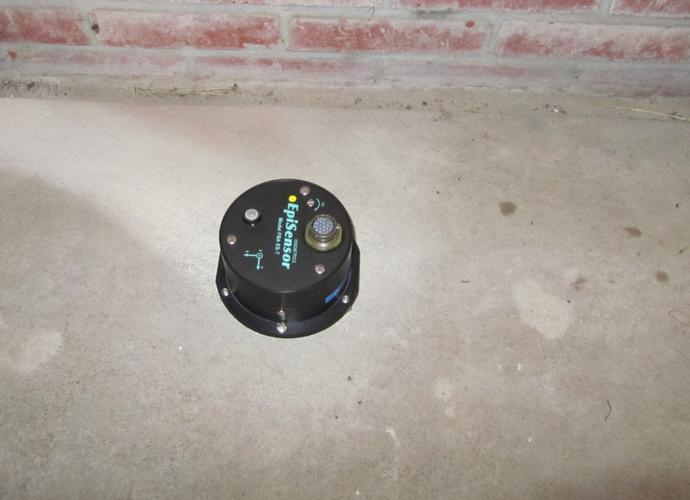 grondversnellingsmeter