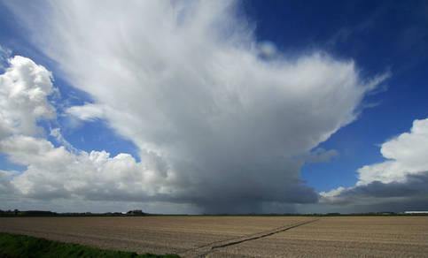 Afbeelding van cumulonimbus