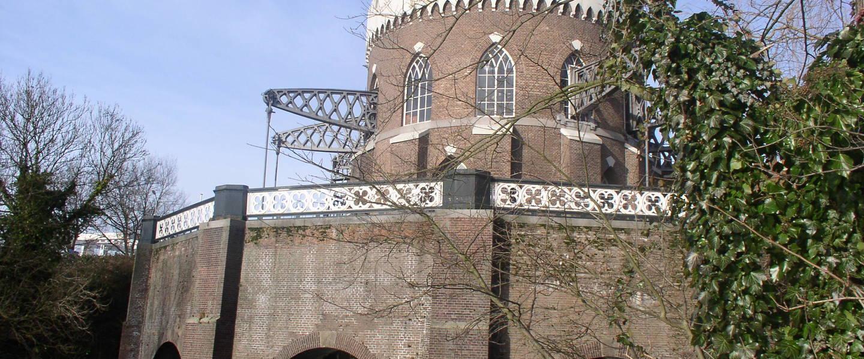 Het Cruquius Gemaal is onlangs gerestaureerd (Bron: Museum de Cruquius)