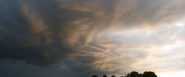 Onweer (Bron: Jannes Wiersema)