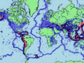 Aardbevingen buitenland