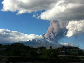 Vulkanen in Europa