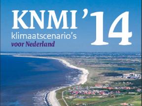 KNMI-klimaatscenario's ©KNMI