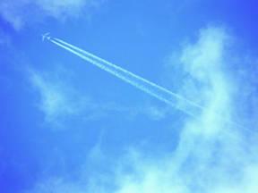Vliegtuigen als weerstations