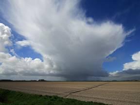 Cumulonimbus (Bron: Jannes Wiersema)