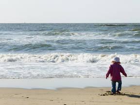 Zee in Nederland ©KNMI/Tineke Dijkstra