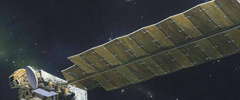 Meten vanuit de ruimte