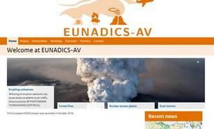 EUNADIC1 logo