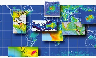 Figure credit: M. Gottwald et al: SCIAMACHY, Monitoring the Changing Earth's Atmosphere; DLR, 2006