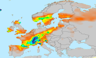 Monitoring European Climate using Surface Observations