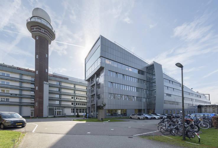KNMI-gebouw in De Bilt