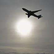 De waarschuwingen van het KNMI zijn ook voor de luchtvaart relevant.