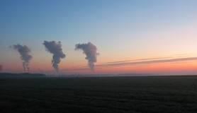 uitstoot fabrieken