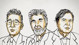 Nobelprijswinnaars 2021