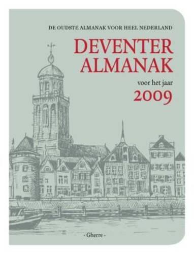 De nieuwe Deventer Almanak voor heel Nederland