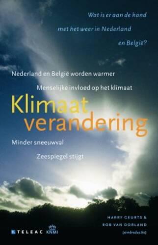 """Nieuw Teleac boek i.s.m. KNMI """"Klimaatverandering"""""""