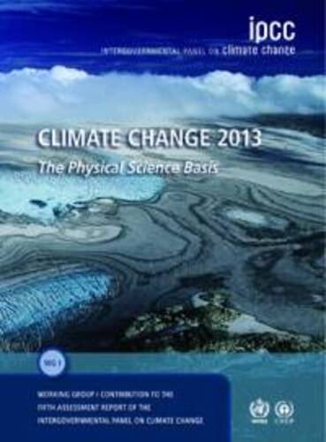 Vijfde klimaatrapport (werkgroep 1) van het IPCC