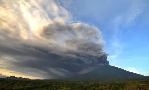 Vulkaan Agung