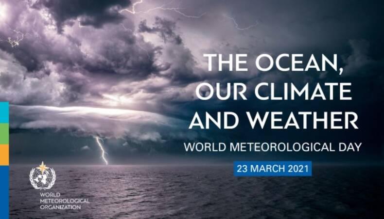 het thema van de WMO-dag 2021 is de oceaan, ons klimaat en het weer