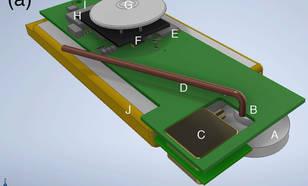 illustratie van de INFRA-EAR sensor