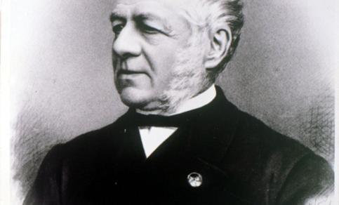Christophorus Buys Ballot (1817-1890)