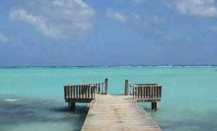 Strand Caraïben Bonaire (bron: pixabay)