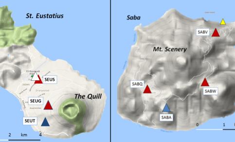St. Eustatius & Saba