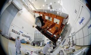 foto van satelliet sentinel-6