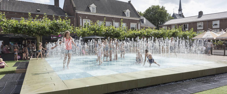 waterpret in Doetinchem