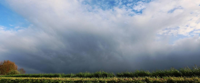 buien wolk