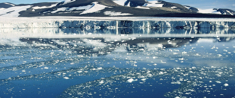 Kongfjord Spitsbergen
