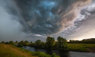 onweerswolken
