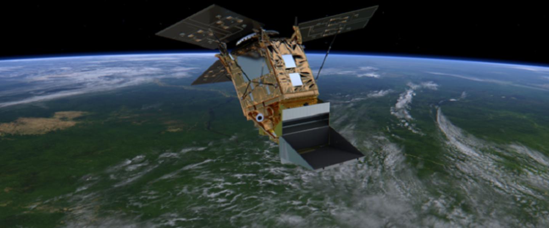satellietinstrument tropomi meet vanuit de ruimte