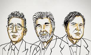 Nobelprijswinnaars Natuurkunde 2021